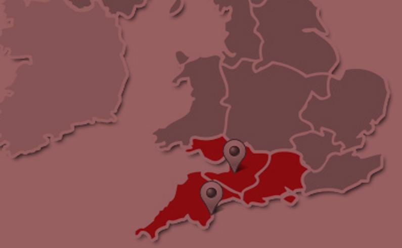 Offices in both Devon & Somerset