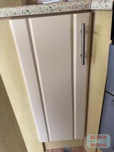 unit door before