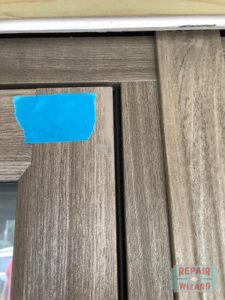 doorframe 2 before