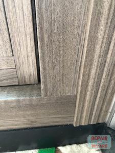 door frame done
